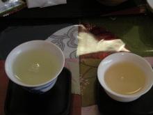 JR芦屋 美容室&アロマ・フェイシャル・リラクゼーションサロン ア クール-緑茶と黄茶