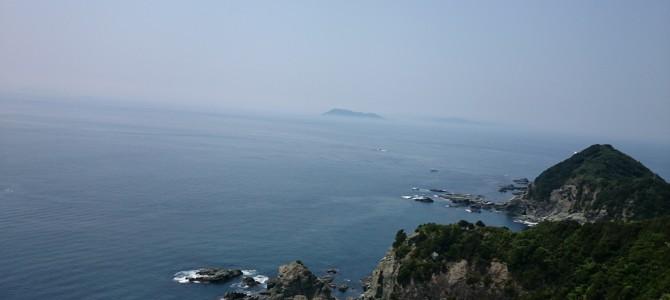 佐田岬へ行きました